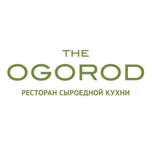 "Raw food restaurant ""the OGOROD"" (Сыроедный ресторан ""the OGOROD"")"