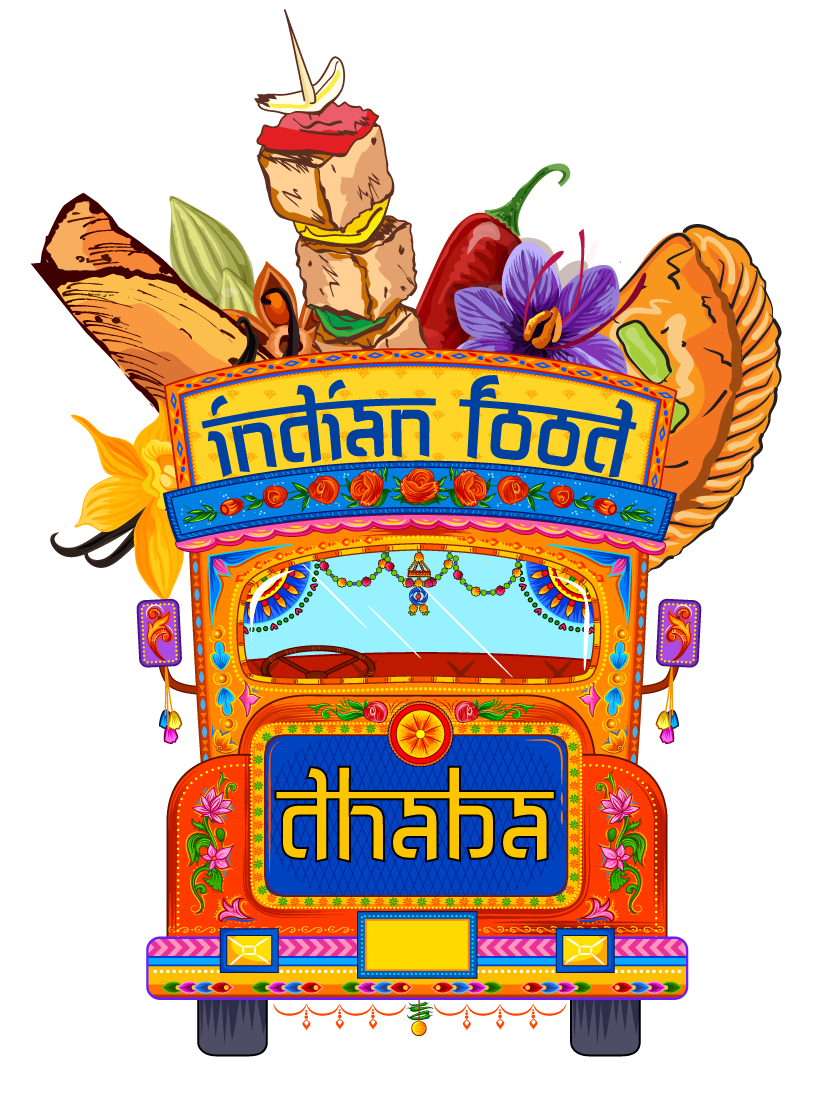 "Indian restaurant ""Dhaba"" (Индийский ресторан «Дхаба»)"