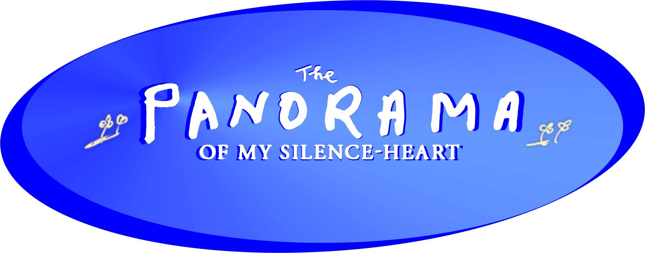 The panorama of my silence-heart (The Panorama of my Silence-Heart)